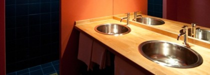 Design holiday Houses Rajsko Sumava Czech Republic - bathroom