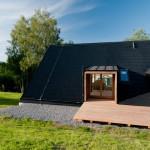 Design holiday House Rajsko to rent