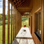 Design holiday House Rajsko to rent Sumava Czech Republic