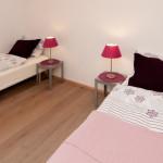 Design holiday House Rajsko to rent - bedroom 2