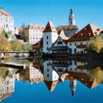"Český Krumlov - UNESCO town - 75 minutes drive - it´really a ""must see place"", full of romantic small streets, nice shops, galleries and historical buildings."
