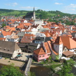"Český Krumlov - UNESCO town - 75 minutes drive - it´really a ""must see place"""